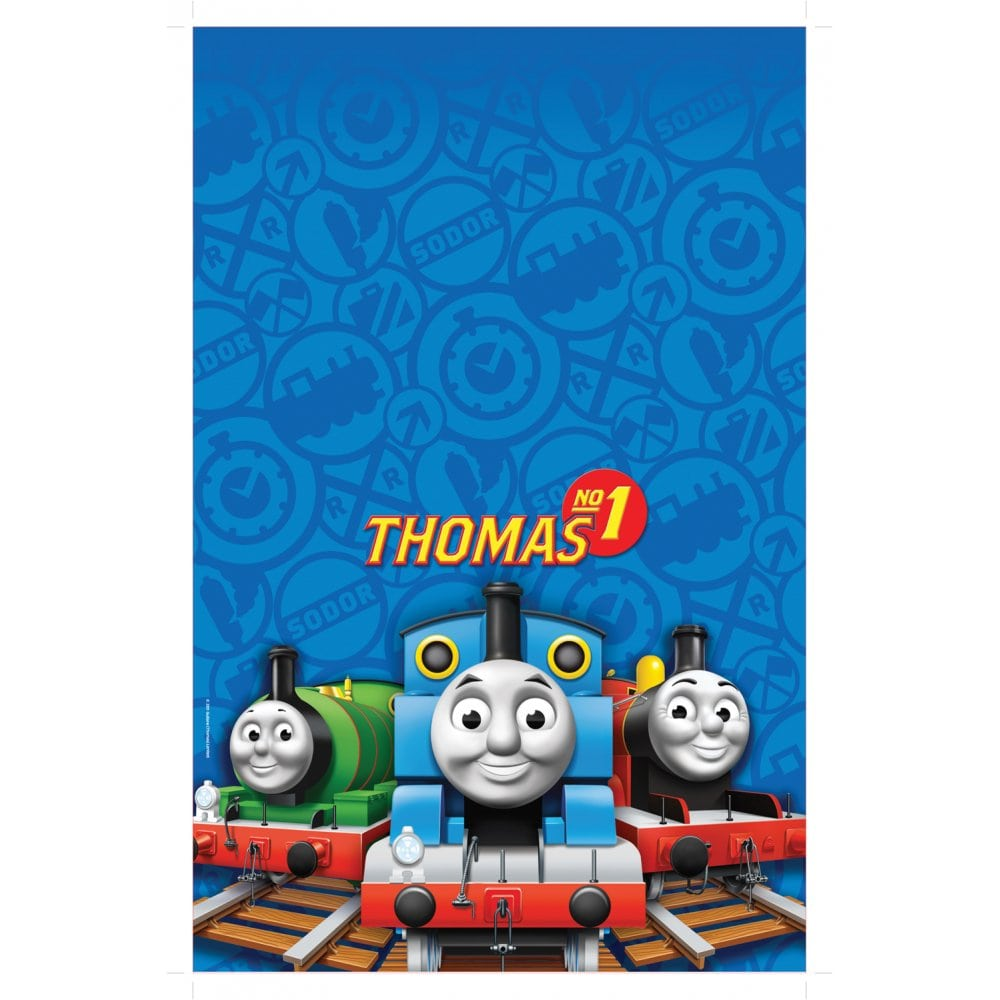 Thomas & Friends Plastic Table Cover