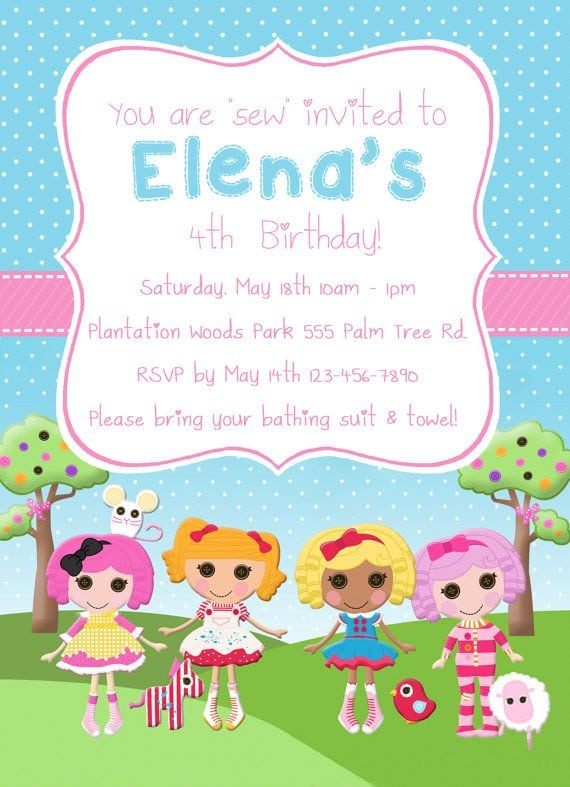21 Images Of Lalaloopsy Template