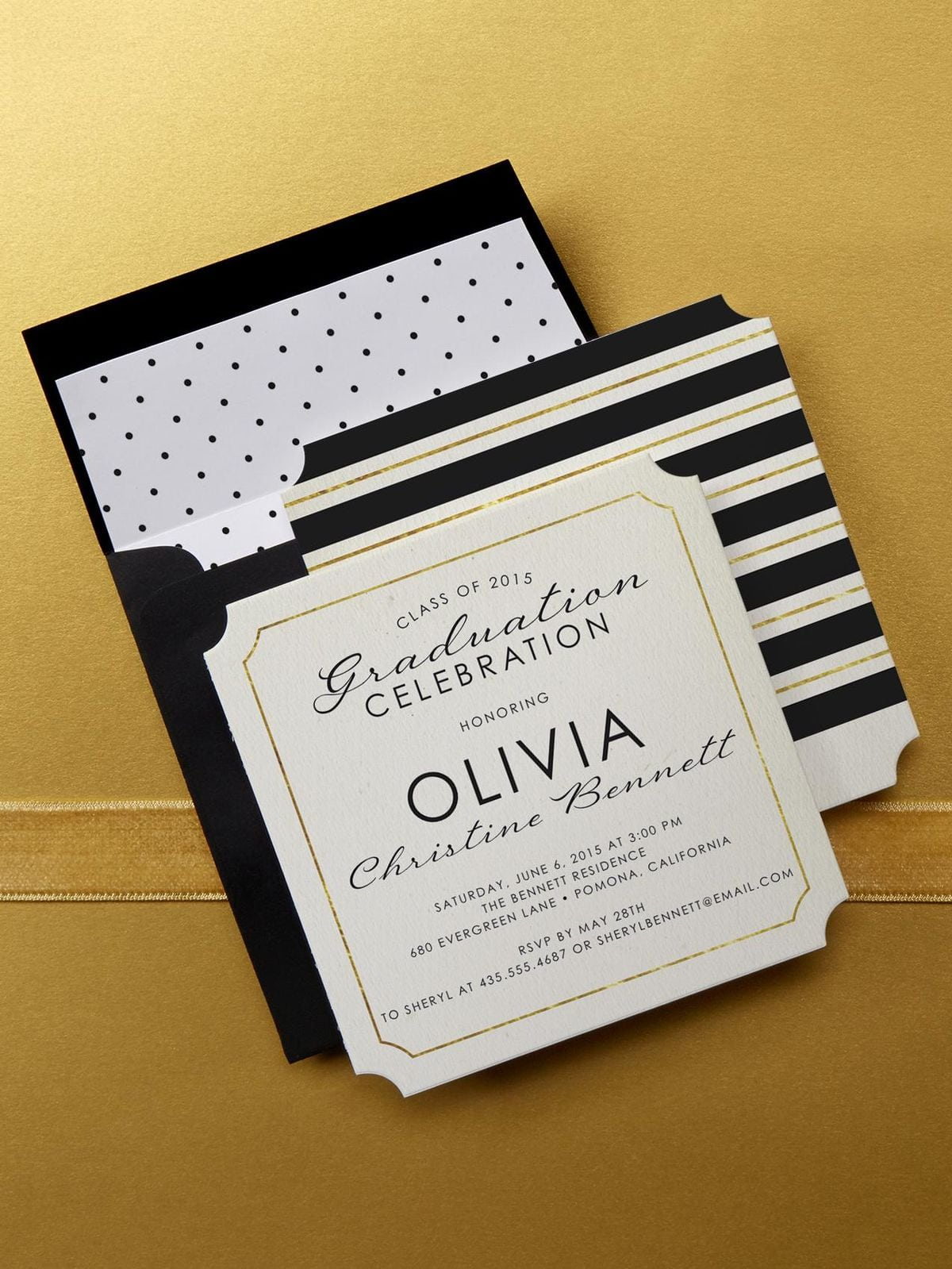 Designs   Save The Date Invitations For Graduation Party As Well