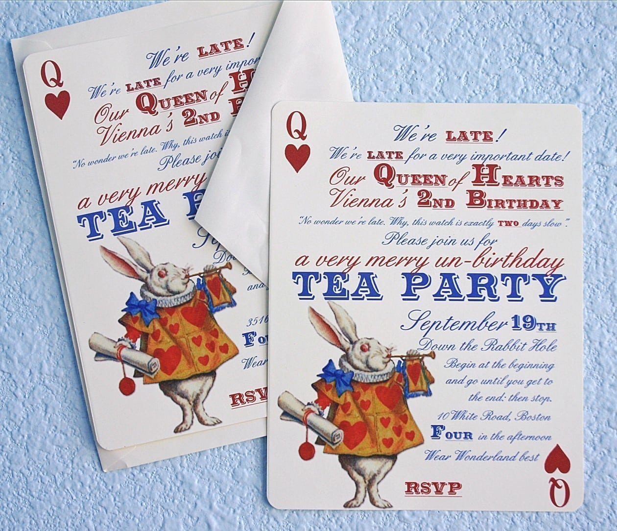Surprising Alice In Wonderland Birthday Invitations For Additional