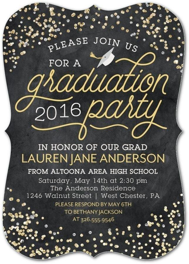 Themes   Graduation Invitations 2015 Wording As Well As Custom