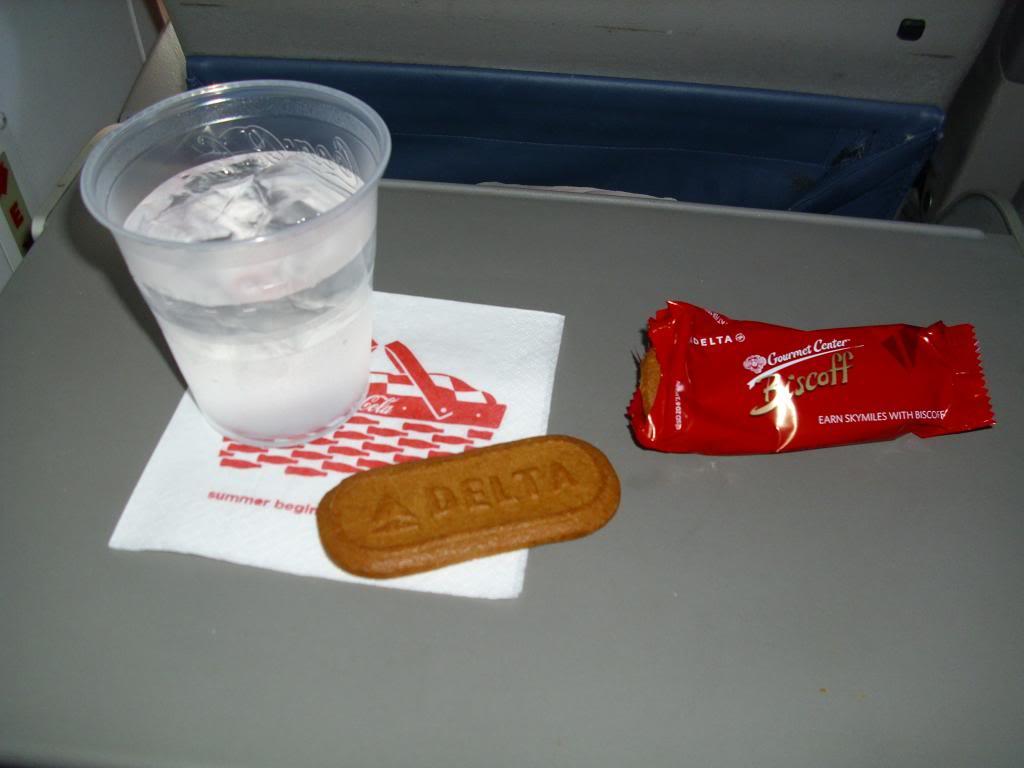 Delta Airlines Cookies