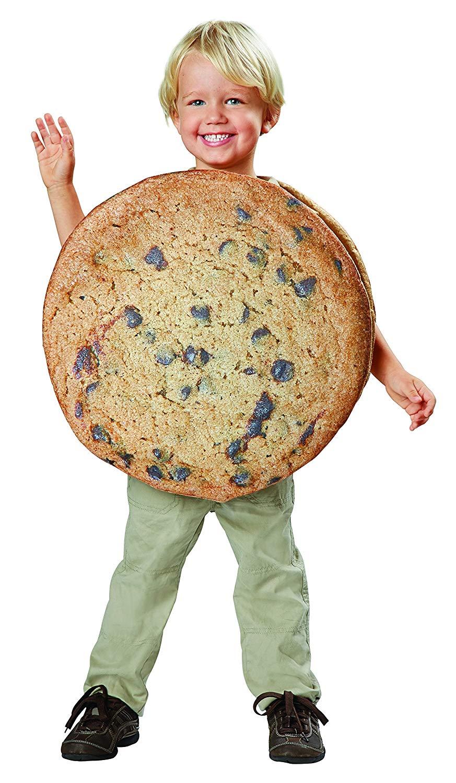 Amazon Com  Seasons Chocolate Chip Cookie Costume  Toys & Games
