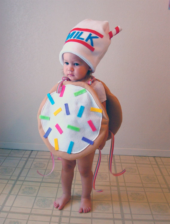 Baby Costume Toddler Costume Cookie Halloween Costume Sugar Cookie