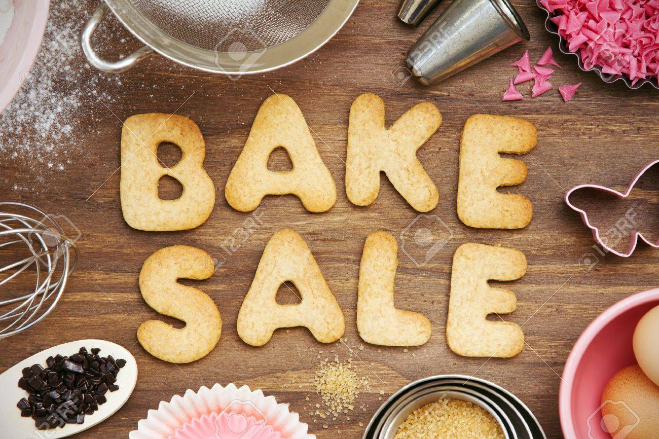 Bake Sale Cookies Stock Photo, Picture And Royalty Free Image