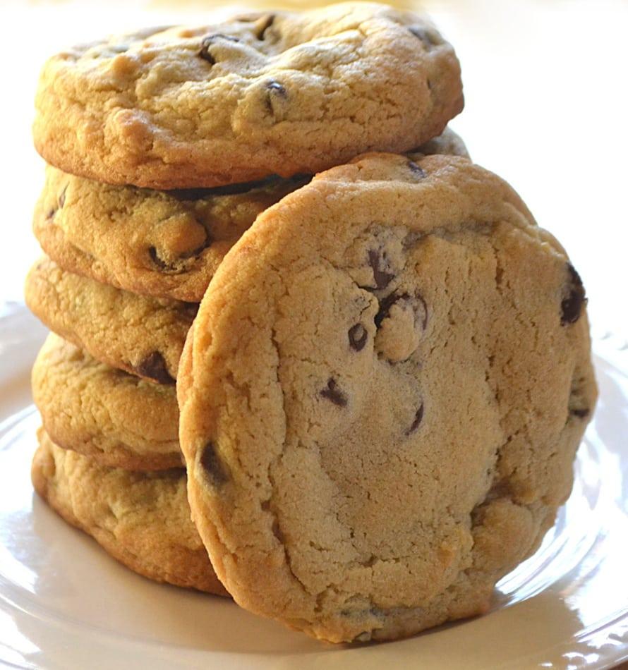 Big Jumbo Chewy Chocolate Chip Cookies