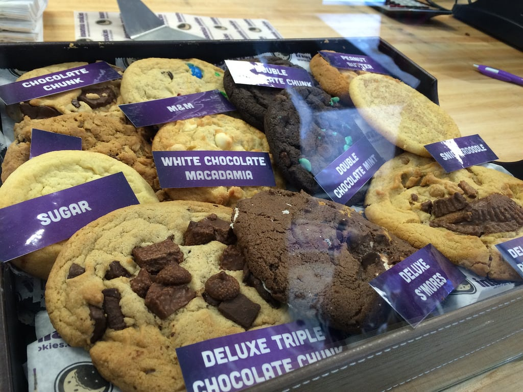 Candace Lately  Morgantown Edition  Insomnia Cookies