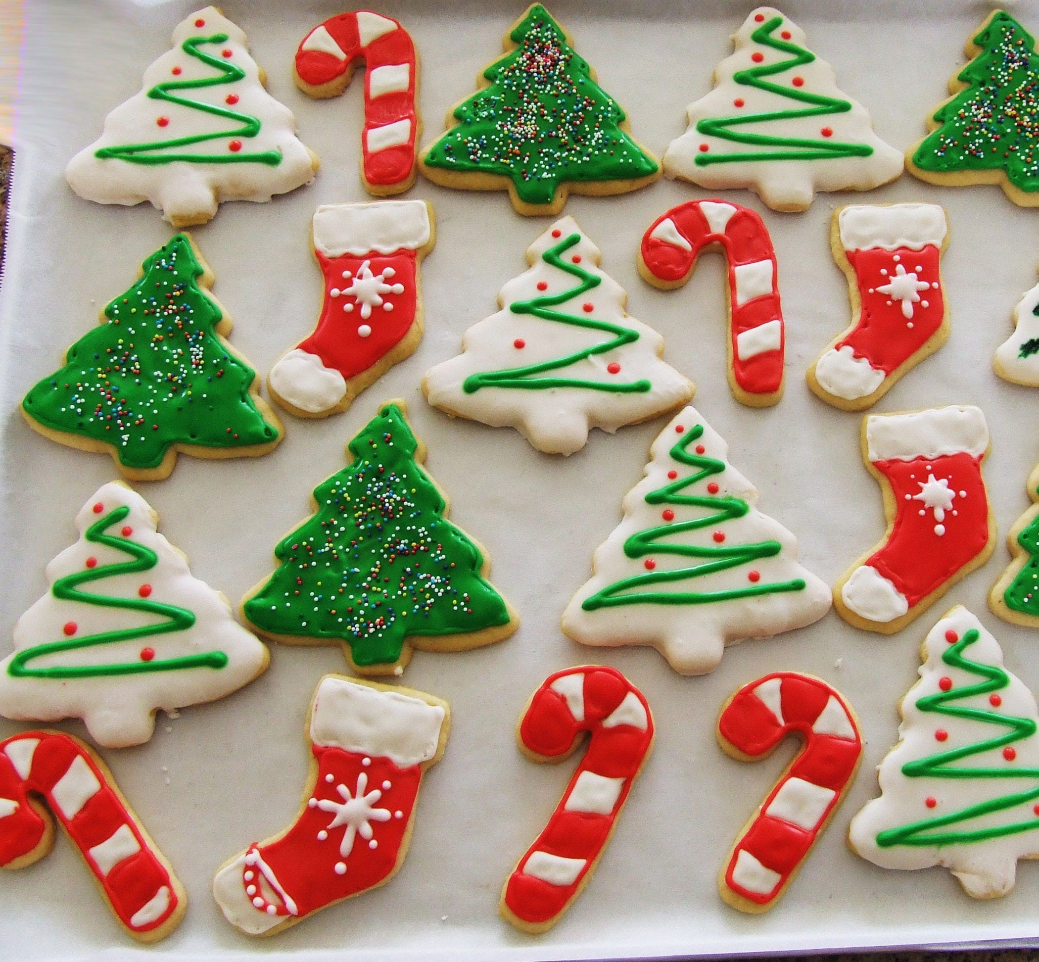 Christmas Cookie Decorating Supplies Best Of Galletitas Navide±as