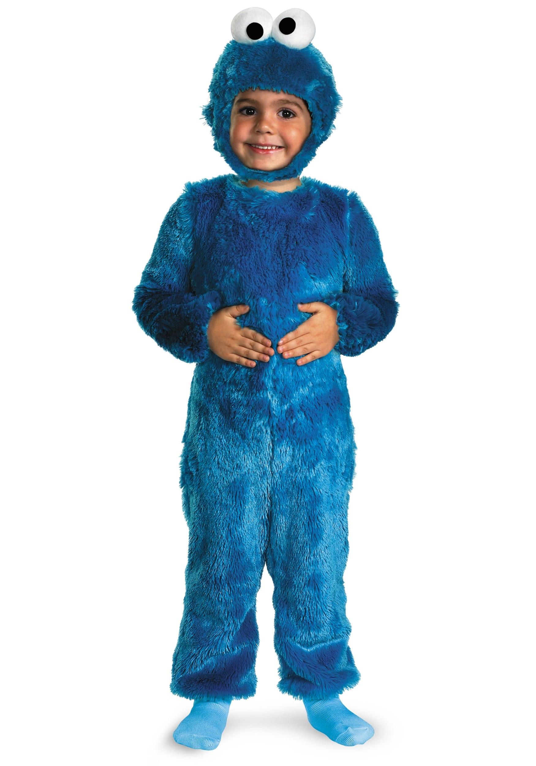 Cookie Monster Halloween Costume Toddler