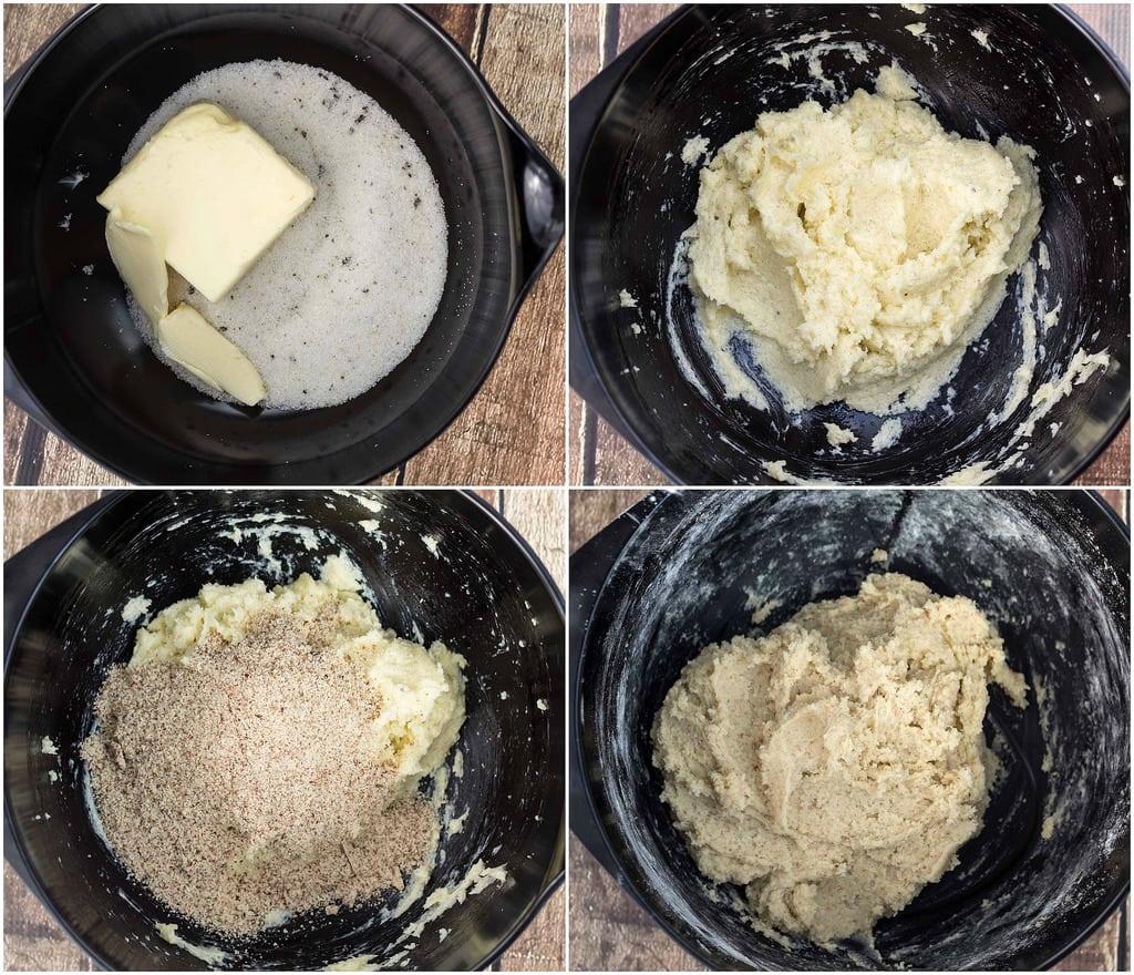 Danish Butter Cookies (vaniljekranse), Traditional Recipe