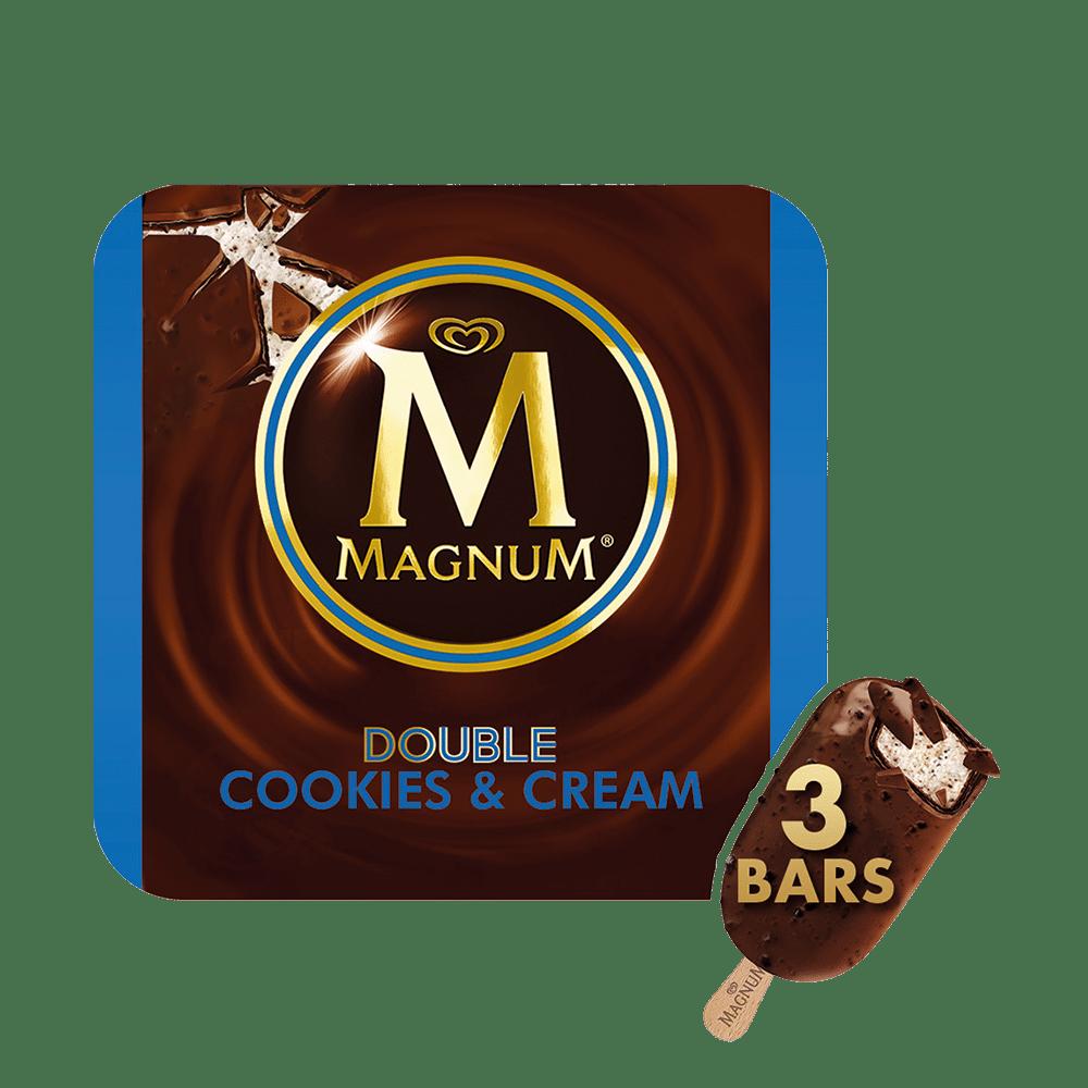 Double Cookies & Cream