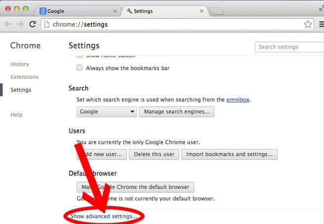 How To Enable Cookies On Google Chrome