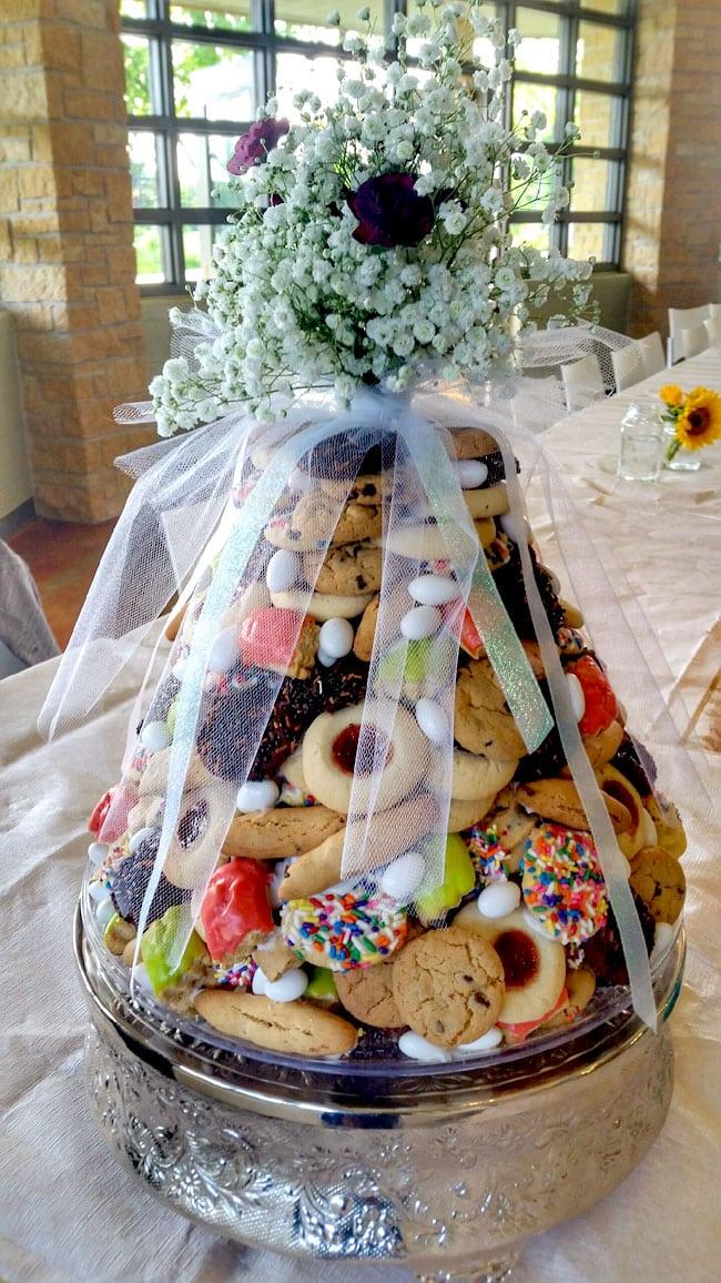 How To Make An Italian Wedding Cookie Cake Cake