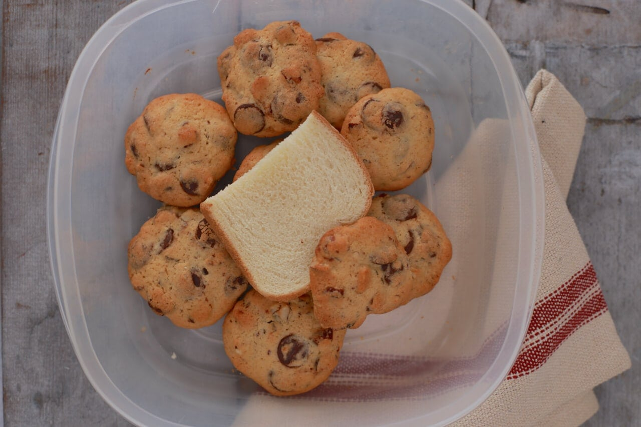 How To Store Cookies, How To Keep Cookies Fresh, How To Store