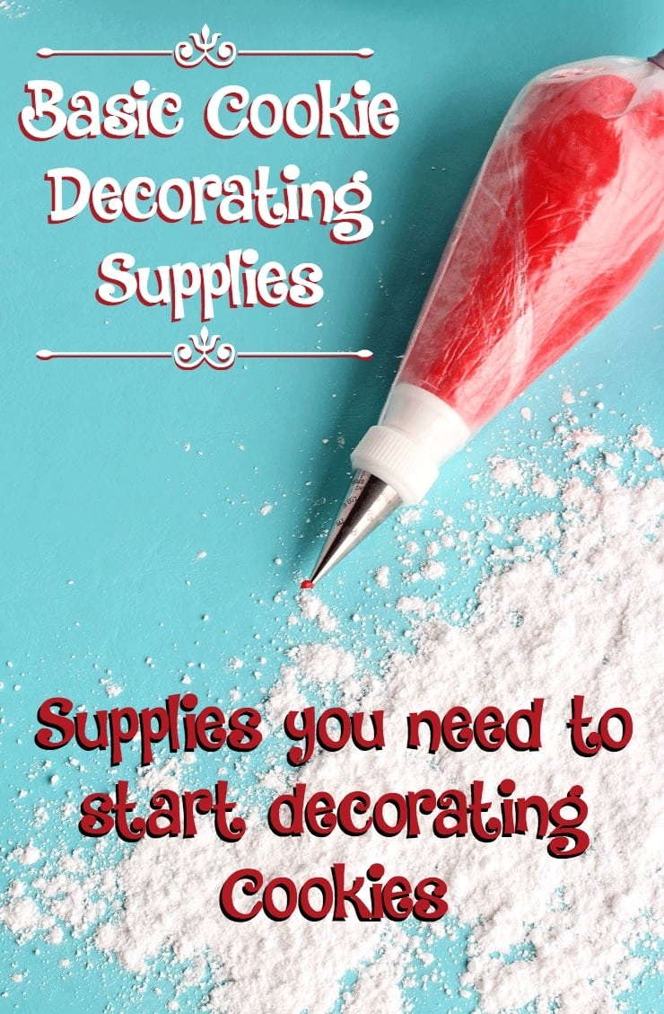 Iconic Wilton Christmas Cookie Decorating Supplies
