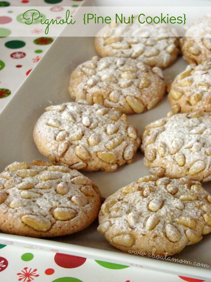 Pignoli Nut Cookies