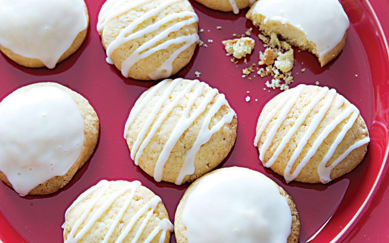 Lidia's Anise Cookies