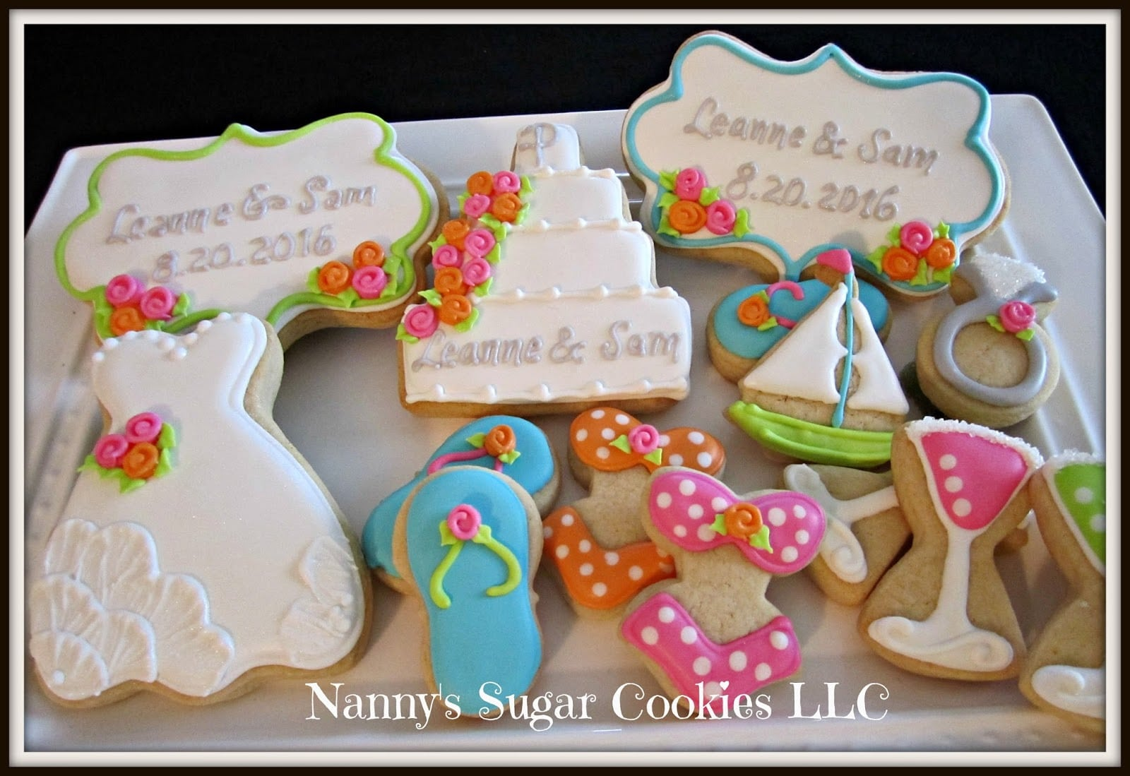 Nanny's Sugar Cookies Llc  Celebrating The  Last Sail Before The