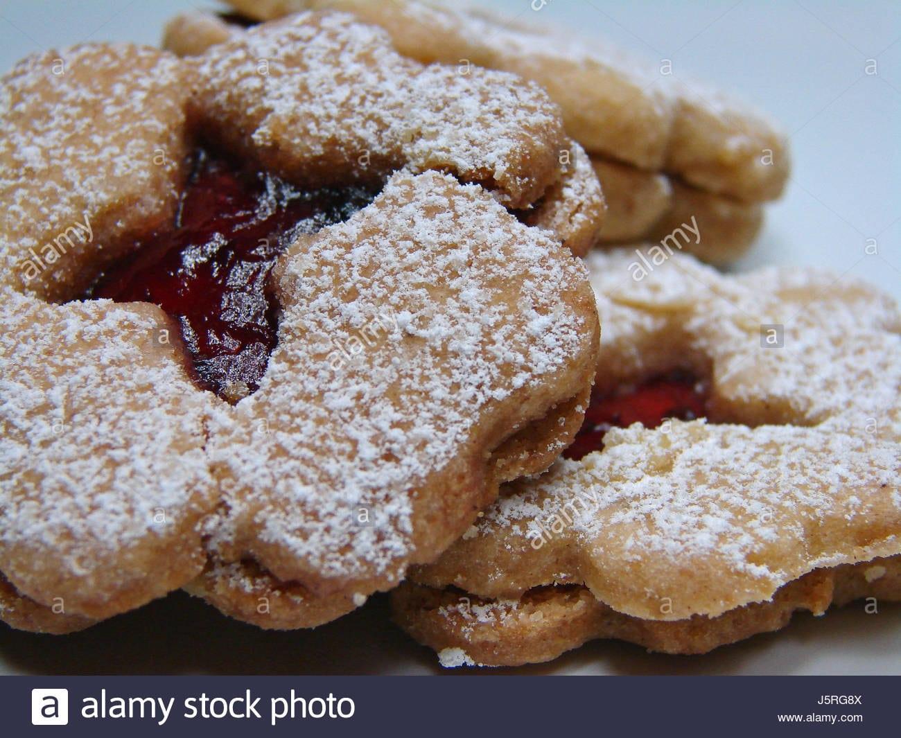 Nibble Biscuits Cookies Sweet