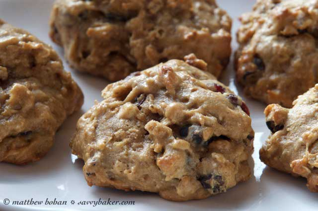 Peanut Butter Cookies With Banana