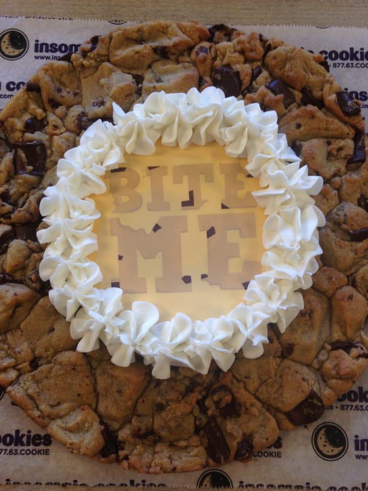 Insomnia Cookies Muncie