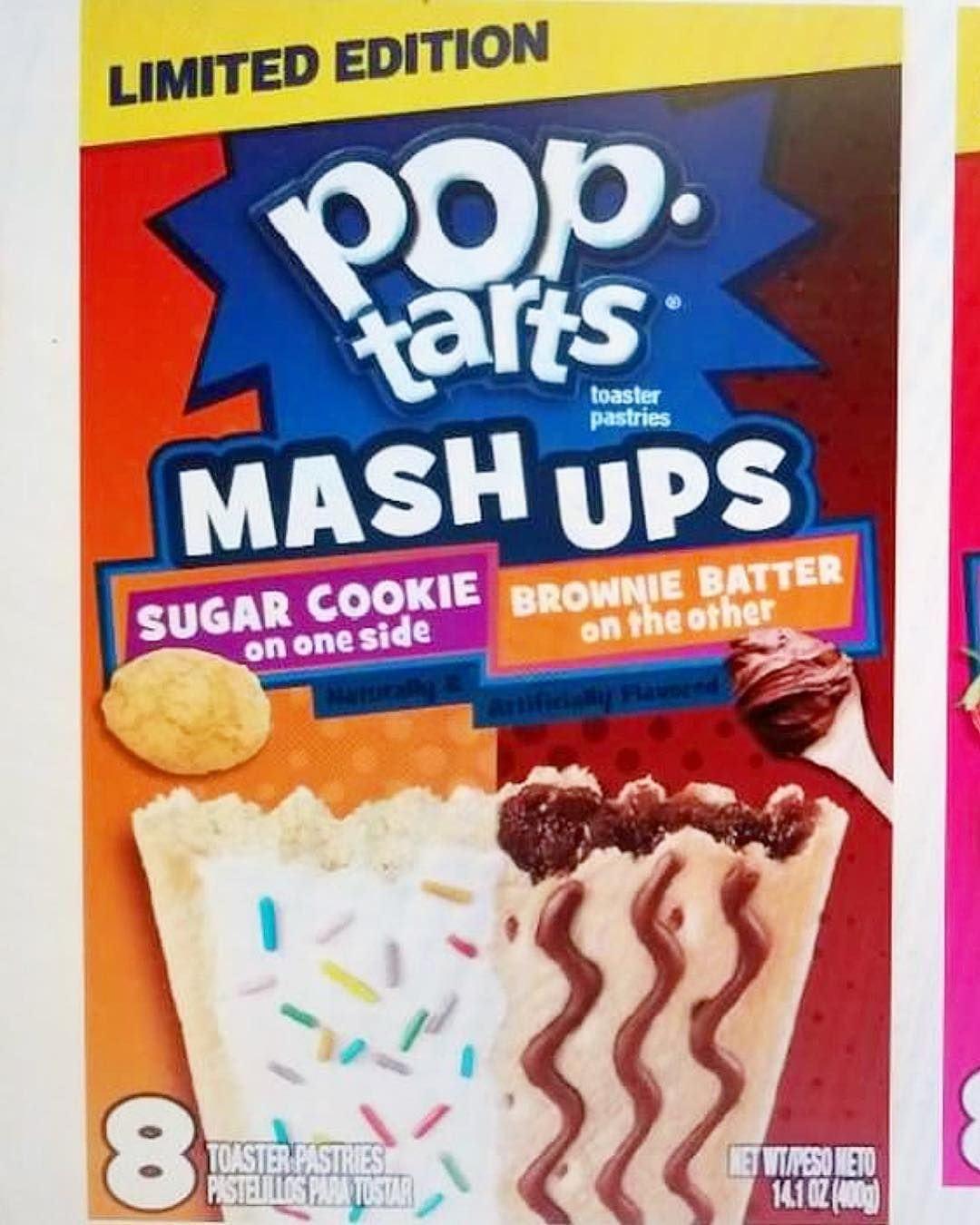 Pop Tarts Mash Ups