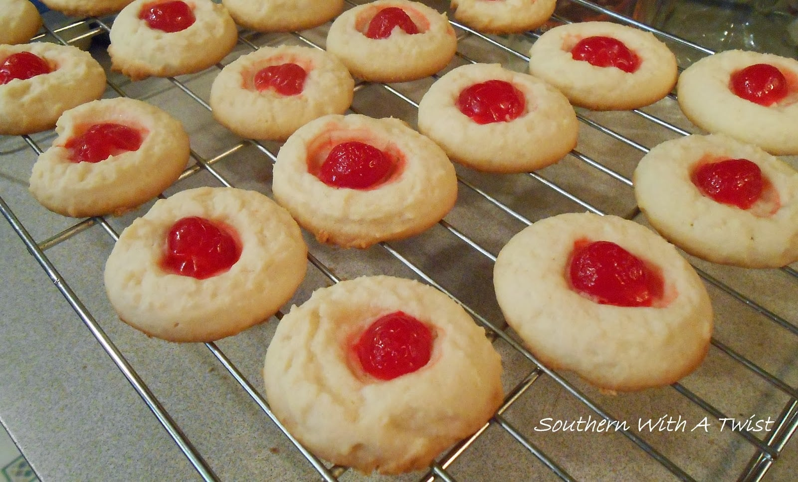 Southern With A Twist  Swedish Butter Cookies