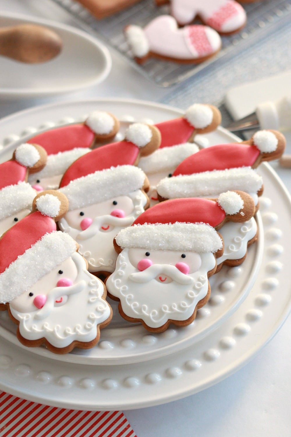 Video) How To Decorate Christmas Cookies