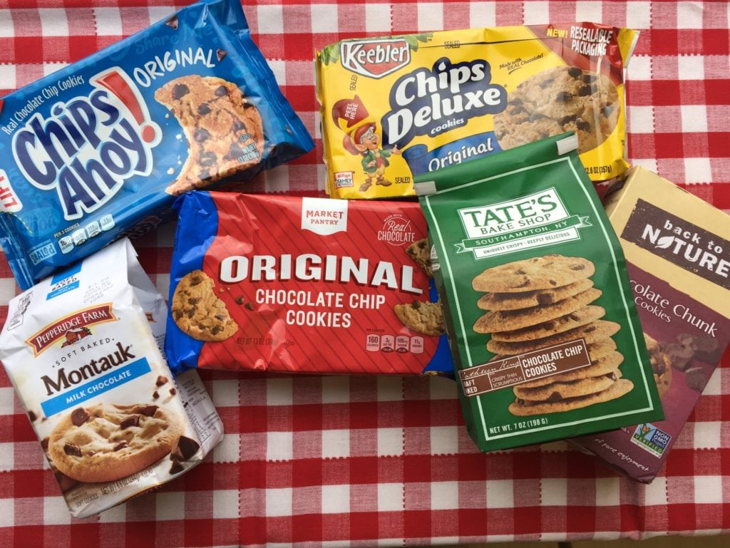 We Tried 6 Brands To Find The Best Chocolate Chip Cookies