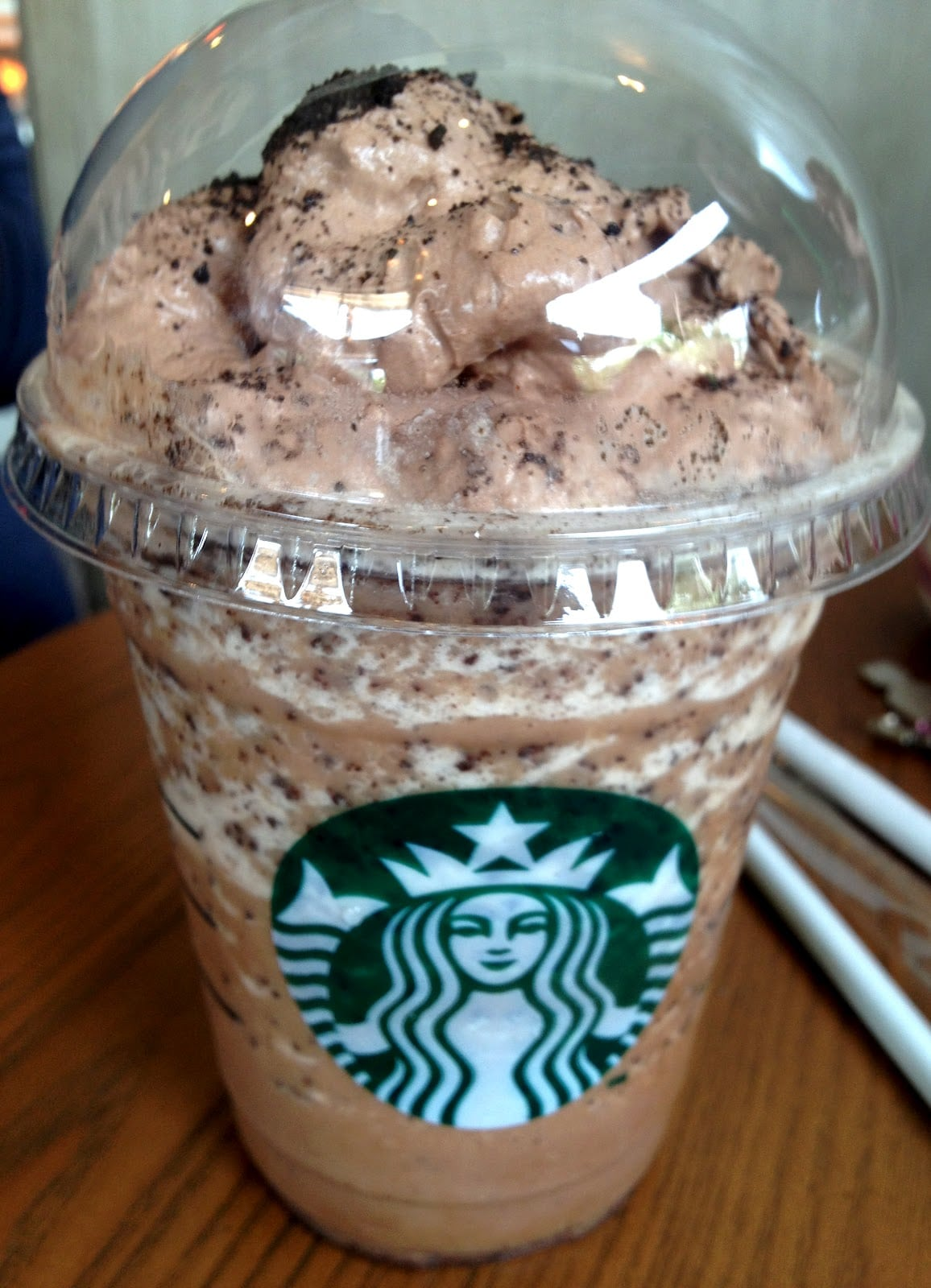 What Mary Loves  Survive The Heat 101  Starbucks' Mocha Cookie
