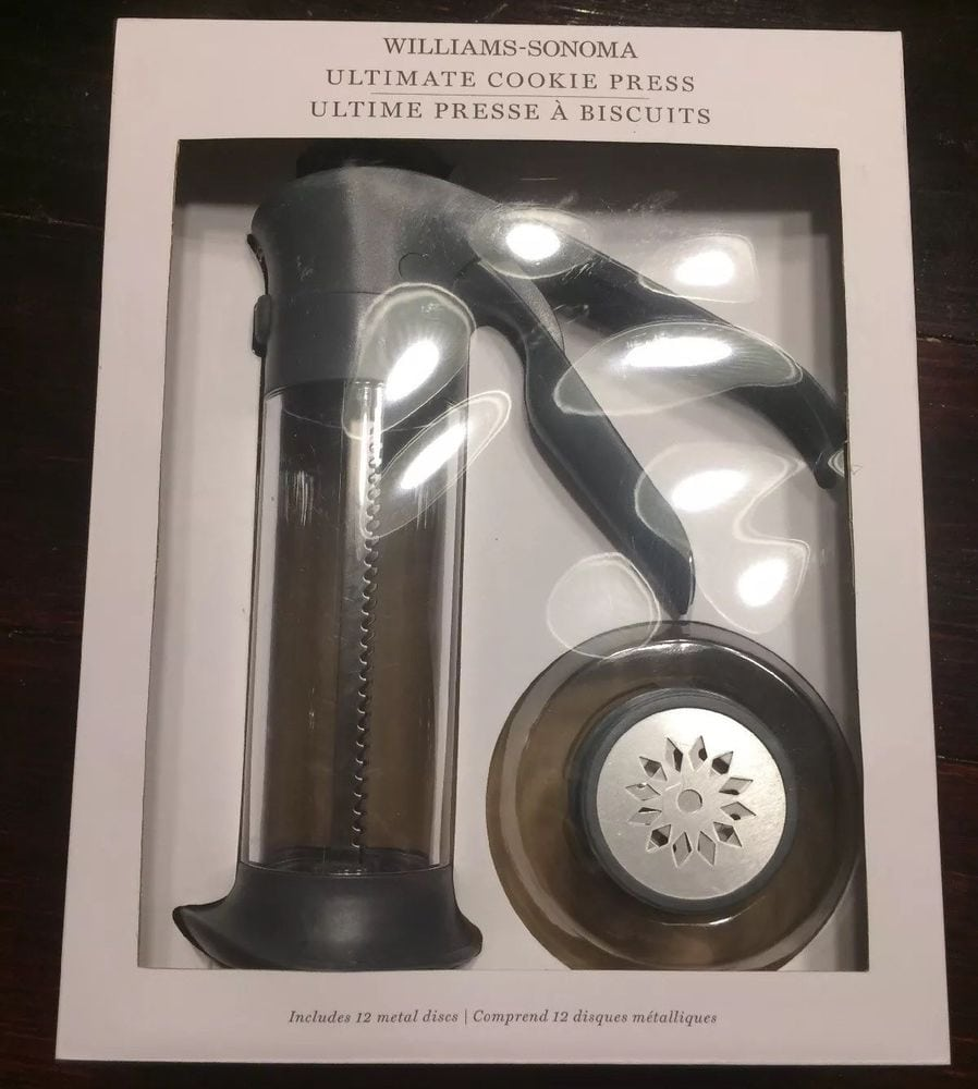 Williams Sonoma Cookie Press