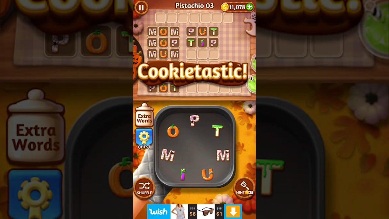 Word Cookies Pistachio 3