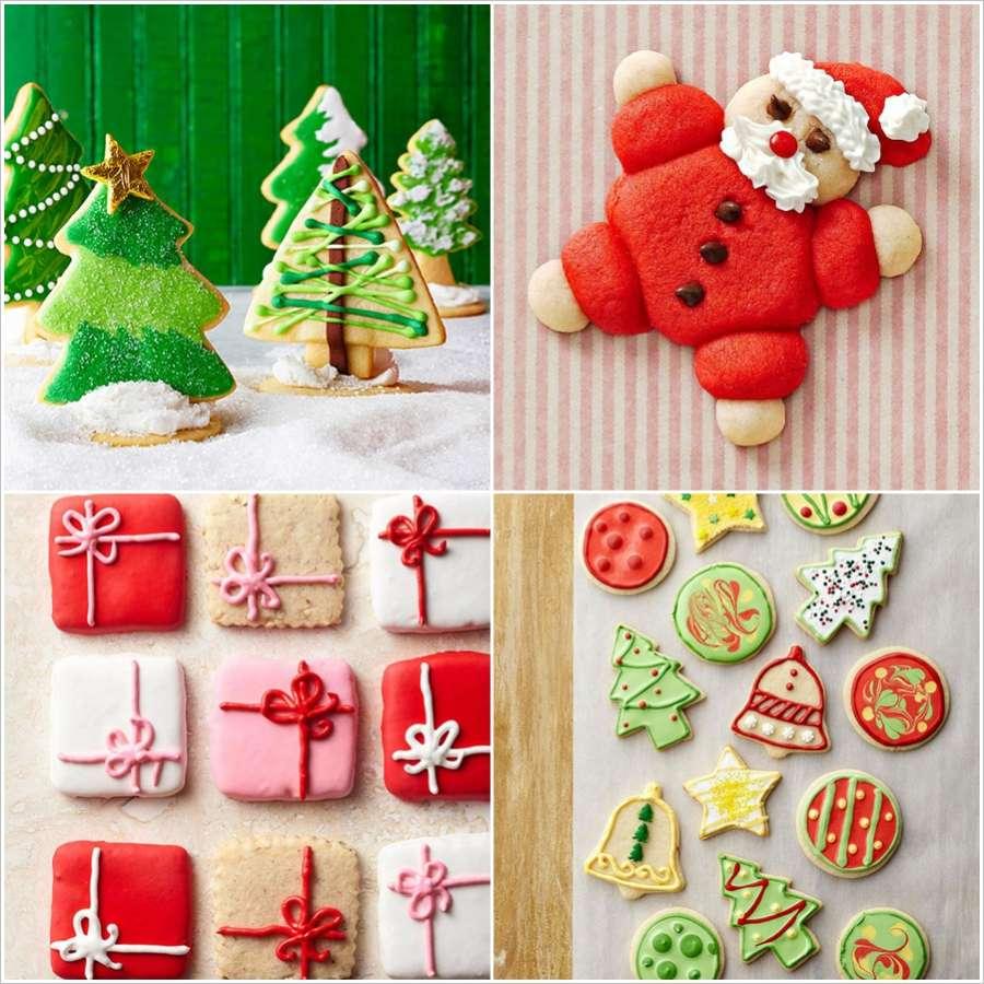 11 Festive Christmas Sugar Cookie Ideas