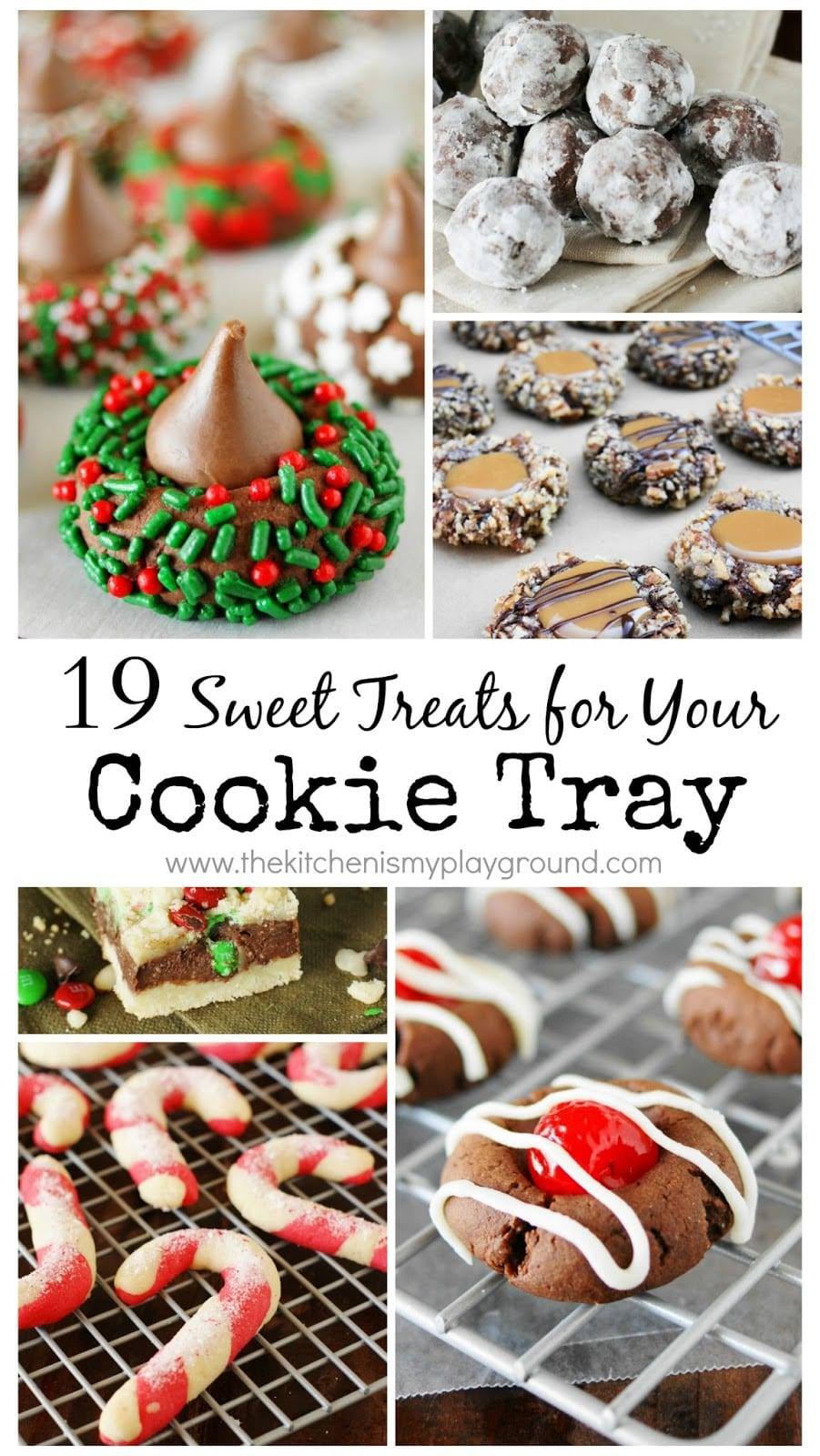 19 Sweet Treats For Your Christmas Cookie Tray