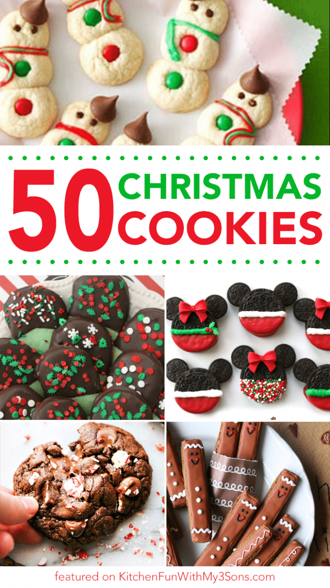 50+ Of The Best Christmas Cookie Recipes