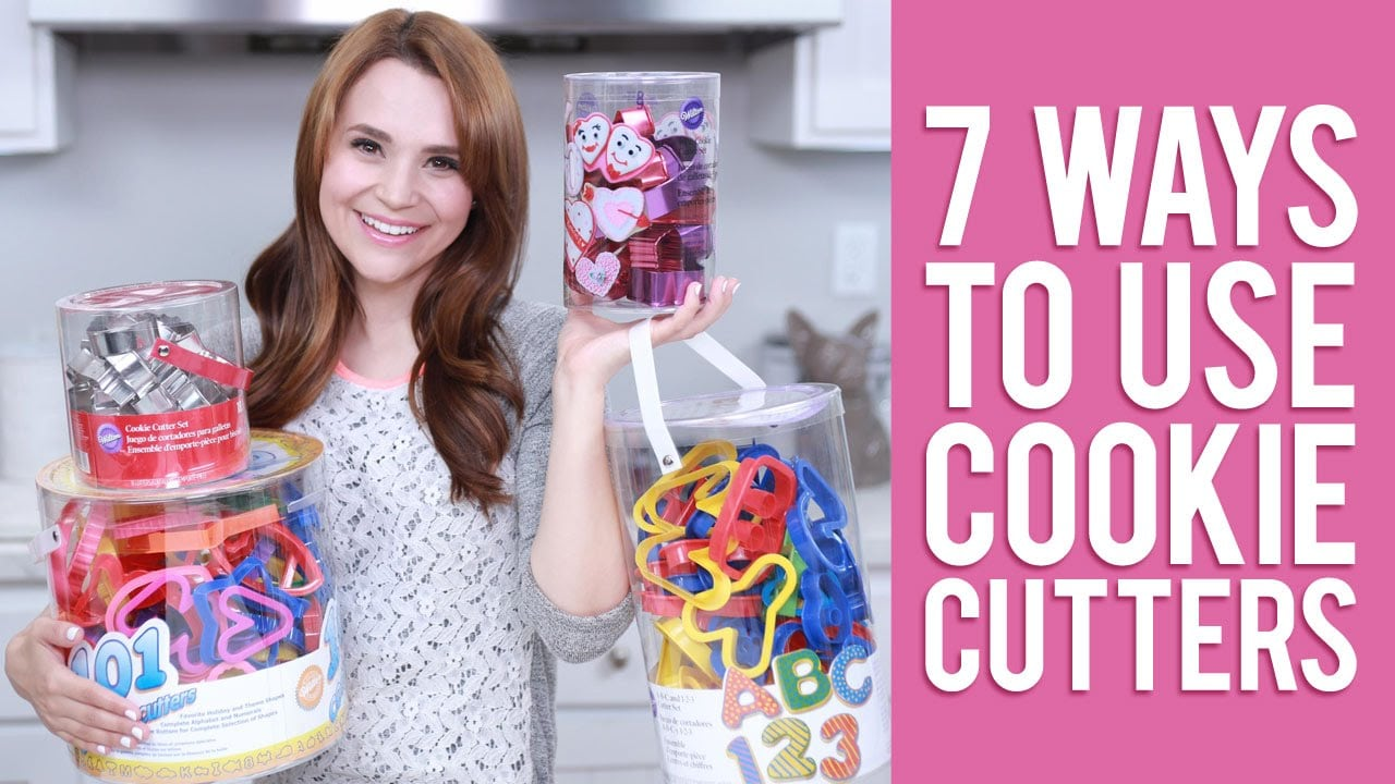 7 Ways To Use Cookie Cutters