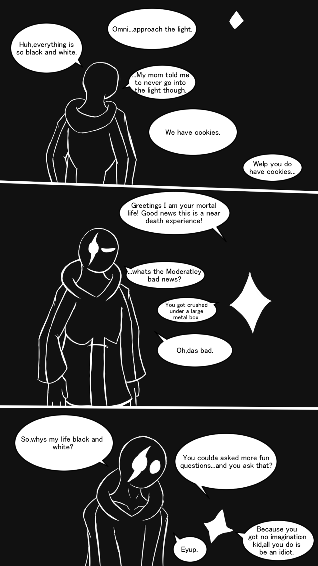 A Diffrent Shade Of Life  By Omnishade00 On Deviantart