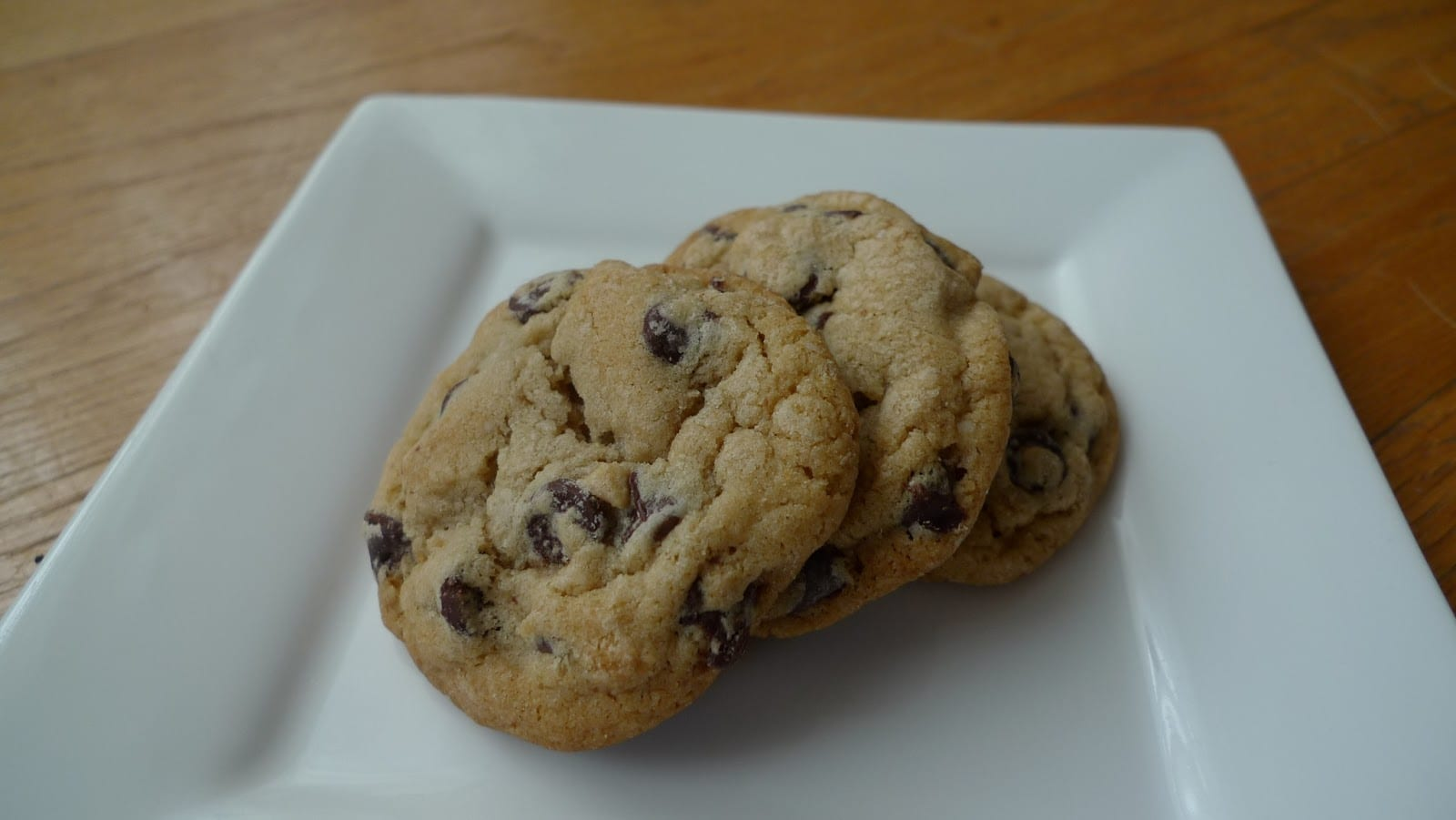 A Mingling Of Tastes  Chewy Chocolate Chip Cookies With Cornstarch