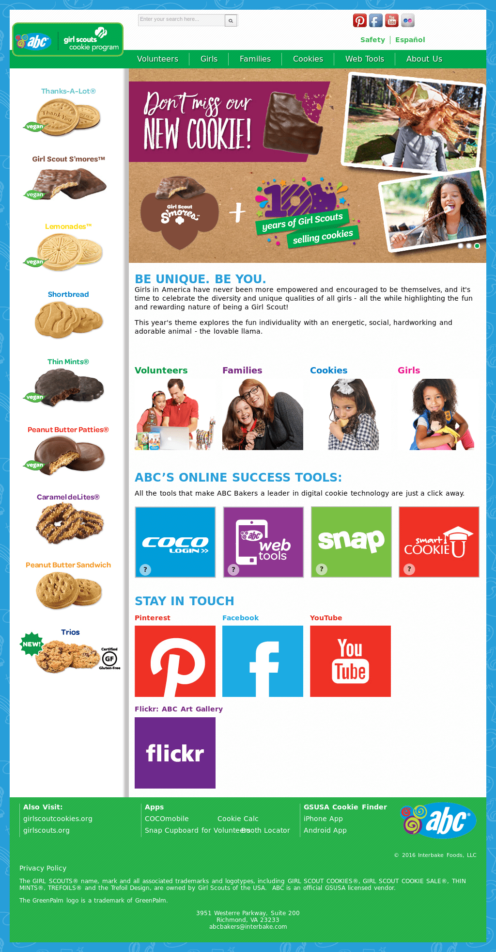 Abc Smart Cookie Competitors, Revenue And Employees