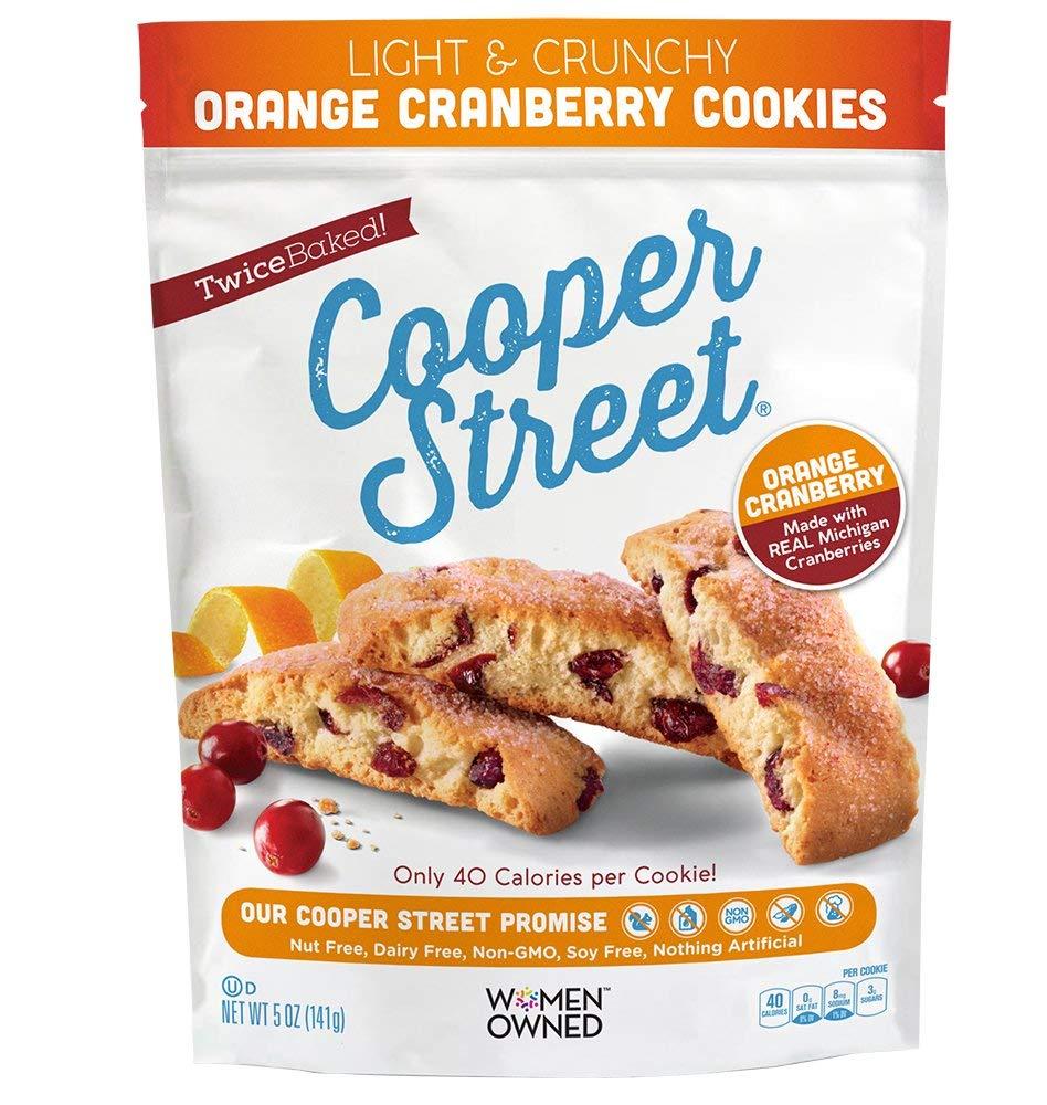 Amazon Com   Cooper Street Cookies, Orange Cranberry Cookies, Pack