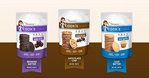 Amazon Com  Mrs  Thinster's Cookie Thins, Toasted Coconut Flavor