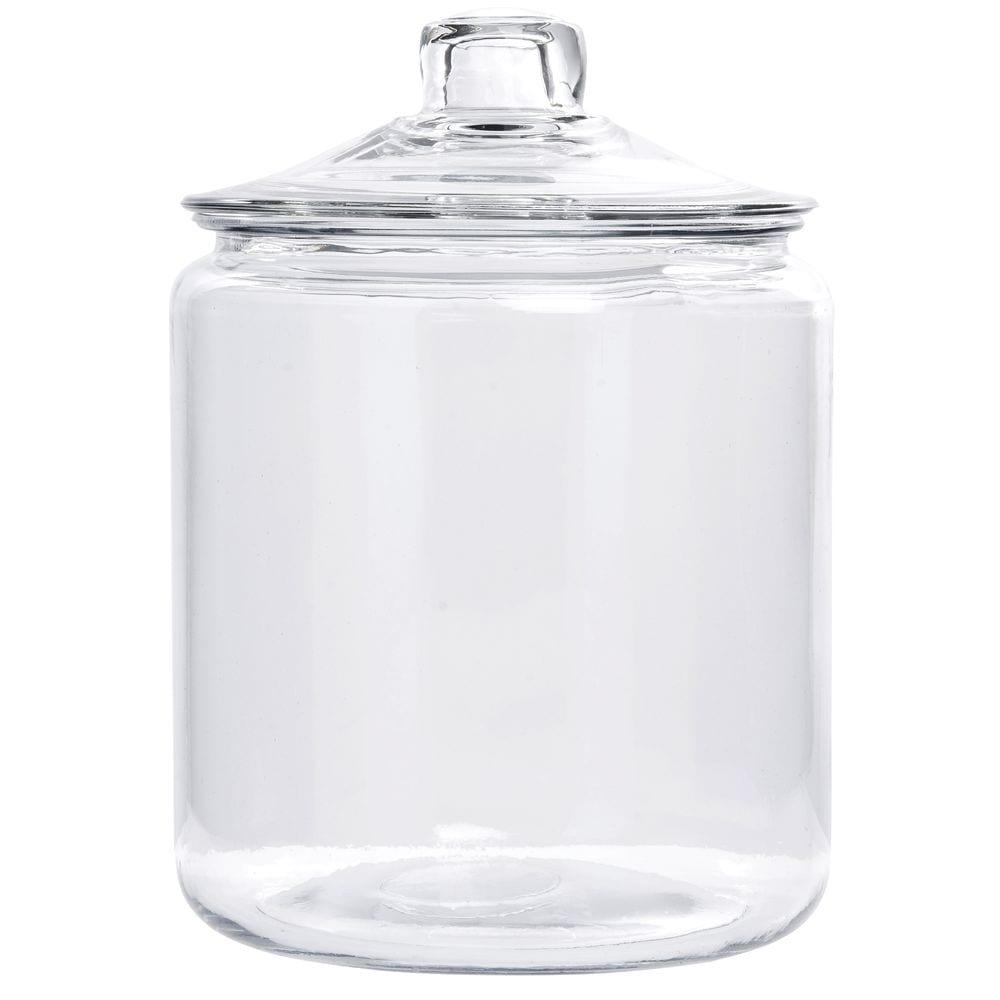 Anchor Hocking™ 1 Gal Round Glass Cookie Jar