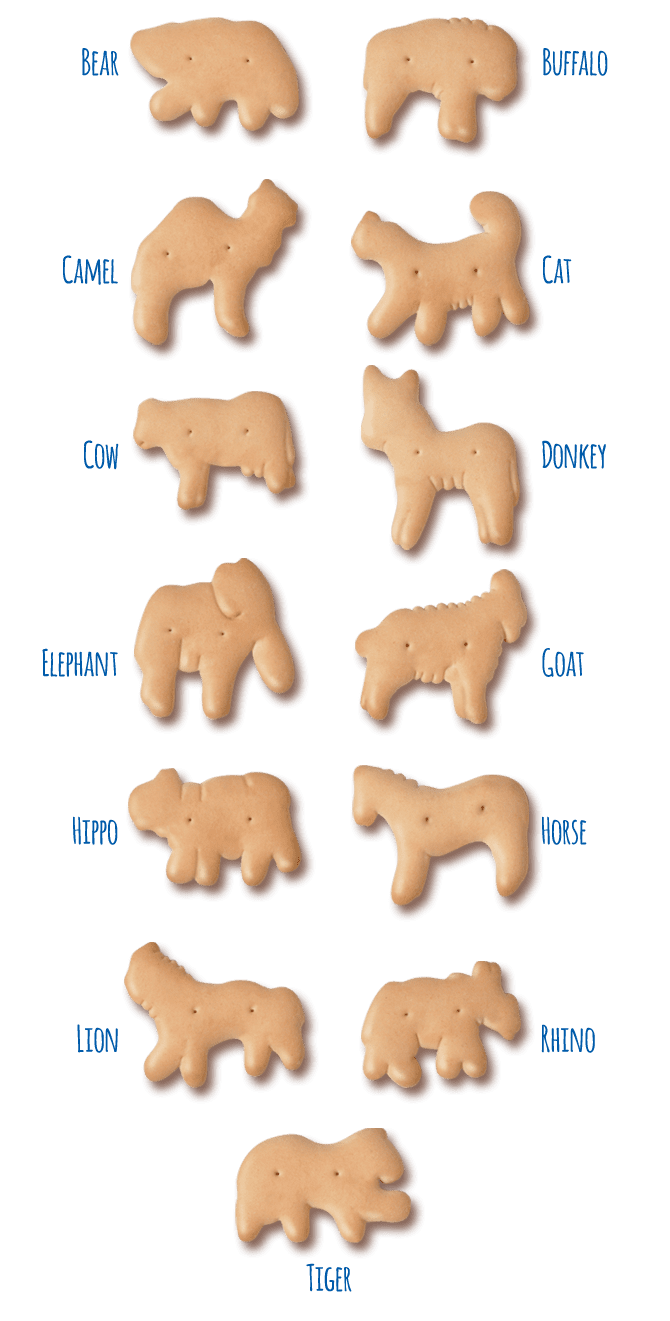 Animal Cracker Identifier