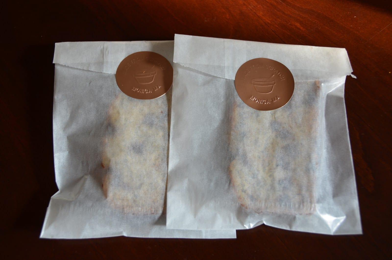 Bake Cookies On Wax Paper