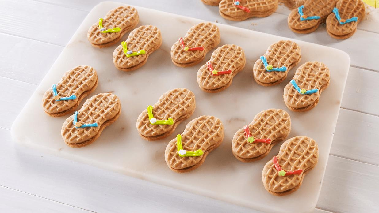 Best Flip Flop Cookies Recipe