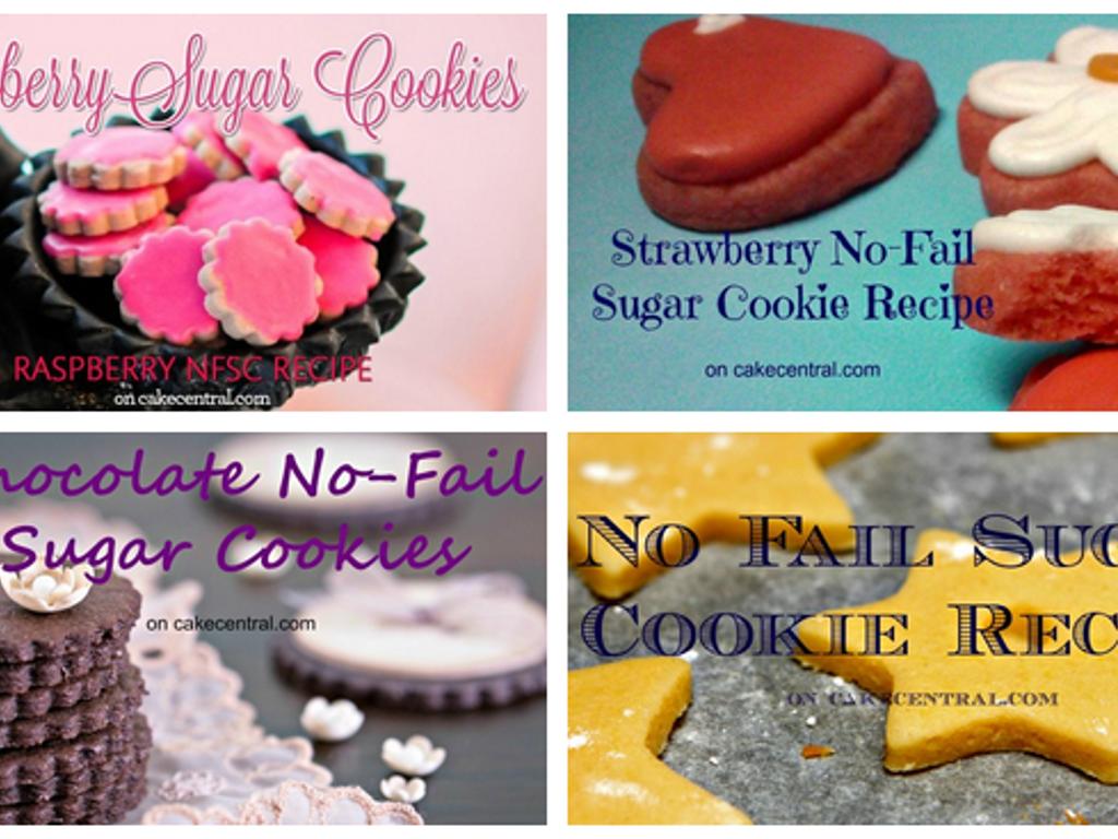 Best No Fail Sugar Cookie Recipes