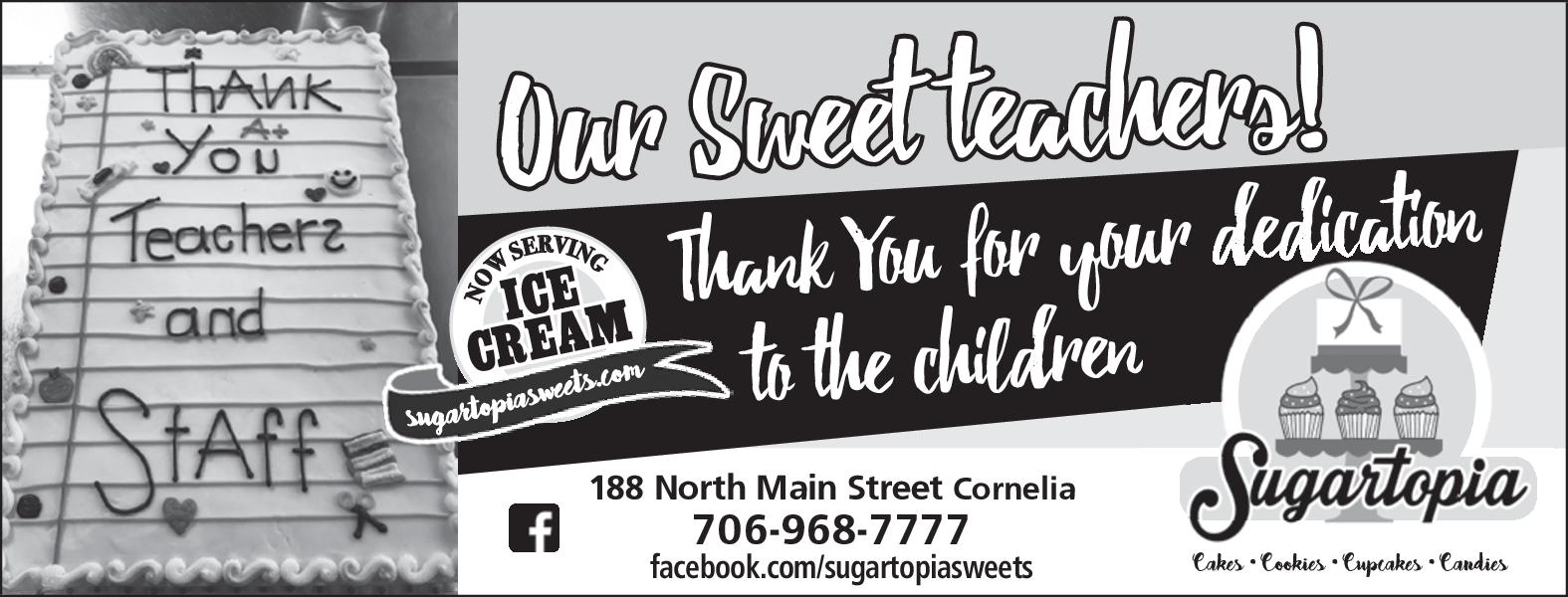 Best Quality Birthday Cakes & Ice Creams Available In Cornelia, Ga