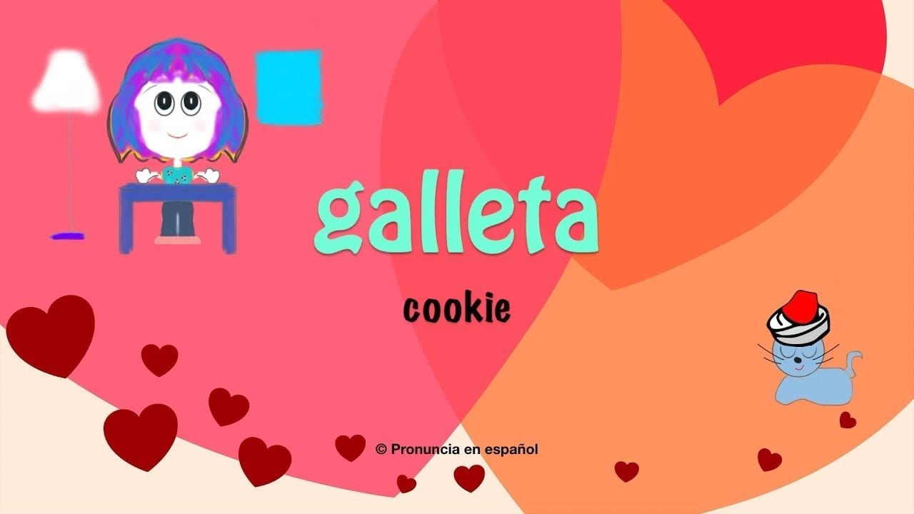 How To Say Cookie In Spanish