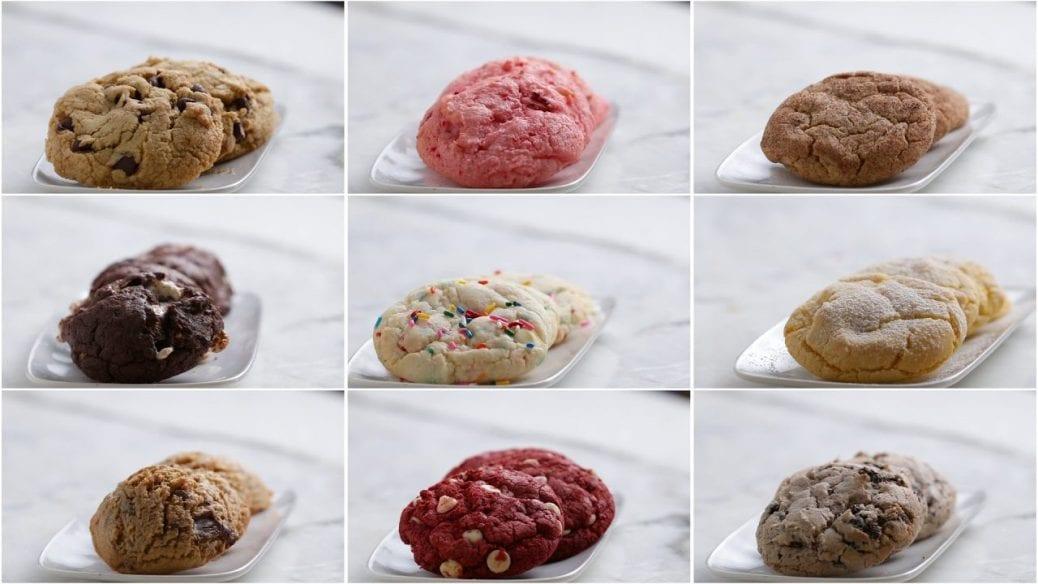 Cake Mix Cookies 9 Ways   Bakery Supply
