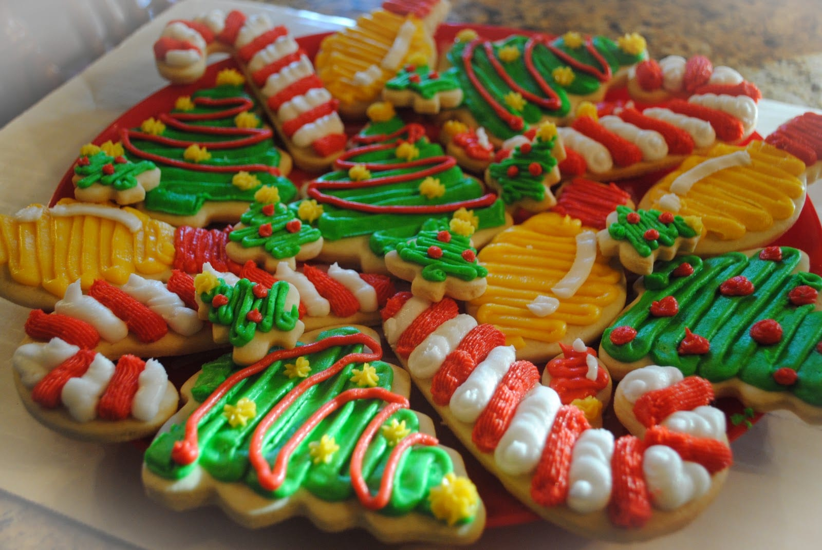 Candace's Cookie Creations  2011